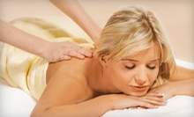 60- or 90-Minute Custom Massage or Two 60-Minute Custom Massages at Serendipity Massage (Up to 57% Off)