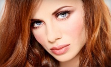 Haircut and One-Step Color or Partial Highlights at Gene Martin Salon (Up to 32% Off)
