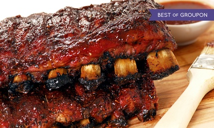 Barbecue for Two, Four, Six, or More, or Catering at Hog Pit Smokehouse (Up to 42% Off)