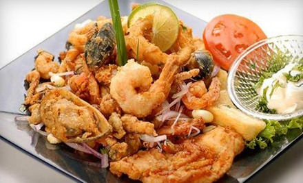 $12 for $25 Worth of Peruvian Food at Inca's Cafe