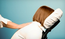 $49 for a Chiropractic Exam, X-rays, and Massage at The Texan Wellness Center ($350 Value)
