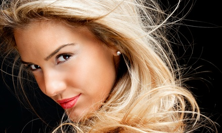 $59 for Haircut and Style with Color Treatment at Salon Capelli ($125 Value)