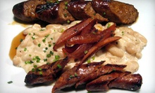 $15 for $30 Worth of Fusion Tapas and Entrees and one House Tapas Plate (up to a $38 Value)