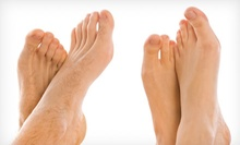 $275 for Laser Nail-Fungus Removal for One or Both Feet or Hands at Petras Medical Clinic (Up to $550 Value)