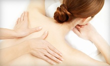 Reflexology Massage with Two or Five 60-Minute Massages at Intuitive Bodywork & Massage (Up to 51% Off)