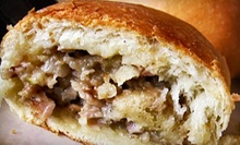 Kolache Lunch for Two or Four at BJs Kolaches (Half Off)