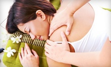 One or Three 60-Minute Swedish Massages at Yoga Now (Up to 57% Off)