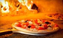 Italian Food and Drinks at Iron Gate Pizzeria (Half Off). Two Options Available.