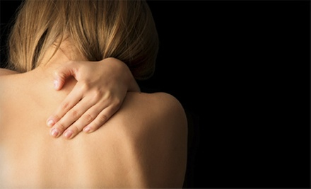 $29 for a Chiropractic Package at Buxton Chiropractic Decompression, Personal Injury & Wellness Center ($165 Value)