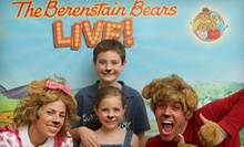 """The Berenstain Bears LIVE! in Family Matters: The Musical"" at Manhattan Movement &amp; Arts Center Theater (Up to 56% Off)"