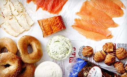 $10 for $20 Worth of Smoked Fish and Sandwiches at Sable&#x27;s 