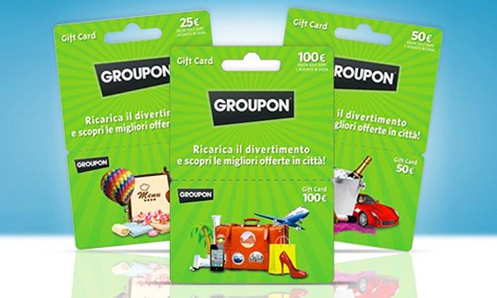 Groupon Contest: Regala credito Groupon! Fino a 100 € da spendere su tutte le offerte del sito