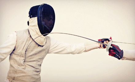 One, Two, or Four Two-Hour Fencing Classes at Utah Sport Fencing Center (Up to 62% Off)