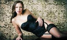$39 for One 45-Minute Boudoir Photo-Shoot Package at Elusive Art by Kemmetmueller Photography Inc. ($373 Value)