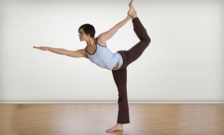 5 or 10 Yoga Classes at ISHTA Yoga (Up to 71% Off)