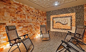 Salt Cave Therapy Sessions At Salt Oasis (up To 52% Off). Four Options Available.