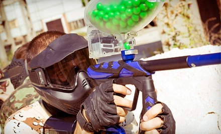 Paintball for One, Two or Four with Rental Gear and 200 Paintballs Each at Florida Extreme Sports (Up to 59% Off)