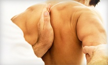 $39 for a Chiropractic Package at Alliance Chiropractic ($362 Value)