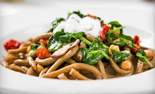 Locally Influenced Italian Cuisine for Two or Four at Sagra (Half Off)