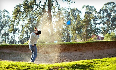 $ 39 for a 27-Hole Round of Golf with Cart Rental and Range Balls One at Blacklake Golf Resort (Up to $ 87 Value)