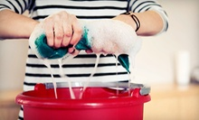 One, Three, or Five Two-Hour Housecleaning Sessions from Pro-Clean4U (Up to 70% Off)