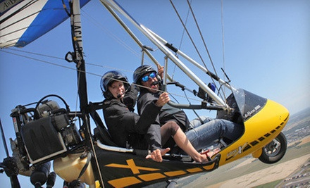 Three- or Five-Hour Ultralight Lesson Package from Adventure At Altitude (Up to 53% Off)