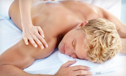 60- or 90-Minute Myofascial-Release Massage at Skin to Soul (Up to 55% Off)
