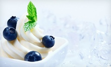 $12 for a Punch Card for $5 Off Five Frozen-Yogurt Purchases at Planet Yogurt ($25 Value)