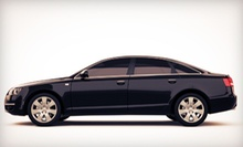 Tinting for Two Front Windows or Full Window Tinting for a Car, SUV, or Van at Allstar Tint & Alarms (Up to 72% Off)