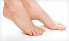 Laser Toenail-Fungus Removal for One or Both Feet at Midtown Podiatric Center (Up to 70% Off)