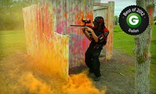 Paintball Outing for One, Two, Four, or Six at Official Paintball Games of Texas (Up to 59% Off)
