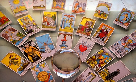 One Palm or One or Three Tarot Card Readings by Los Angeles Psychic Advisor &amp; Love Expert Priscilla (Up to 58% Off).