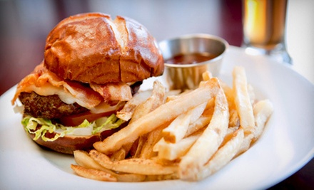 $12 for $25 Worth of Classic Diner Fare at Crusoes