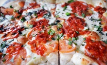 $10 for $20 Worth of Brick-Oven Pizza and Italian Food at Georgios Pizza and Pasta