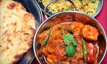 $20 Off Your Bill at Tandoori Garden. Two Options Available.