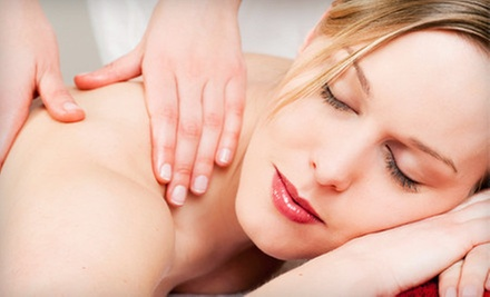 Two 30- or 60-Minute Massages at Khouri Chiropractic Health Solutions (Up to 83% Off)