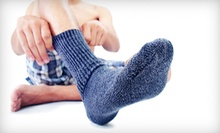 $20 for $100 Toward a Pair of Custom Compression Stockings at Biodynamics Toronto