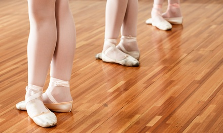 $55 for a Preschool Fall Dance-Class Package at Wake Forest Academy of Fine Arts (Up to $160 Value)