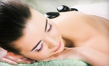 Spa Package with 60-Minute Hot-Stone Massage and Optional Facial at Deluxe Spa at Hilton (Up to 57% Off)