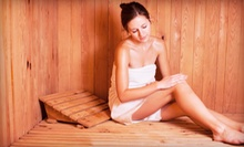 Three, Six, or Nine 30-Minute Infrared-Sauna Sessions at Pursuit Massage Therapy and Recovery Centre (Up to 57% Off)