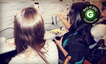 $17 for Social Painting Class from Wine and Palette (Up to $35 Value)