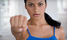 $25 for Four-Hour Women's or Men's Self-Defense Class at Close Quarters Tactical in Shelby Township ($50 Value)