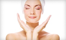 One or Three Custom Spa Facials at Allure Salon & Spa (Up to 59% Off)