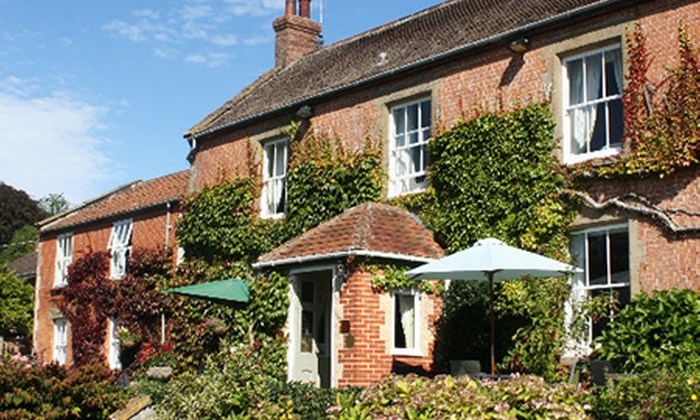 Woodlands Country House Hotel - Non-Accommodation - Brent Knoll: Woodlands Country House Hotel: Taster Meal (£45) Plus Stay (£119) For Two (Up to 52% Off*)