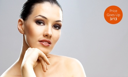 1 or 3 Microdermabrasion Treatments with Silkpeel Dermalinfusion at Elizabeth's Skincare Studio (Up to 60% Off)