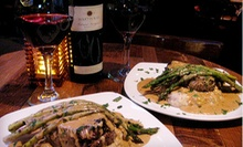 Filet Mignon Dinner for Two or Four with Appetizers and Drinks at Maderas Steak &amp; Ribs (Up to 46% Off)