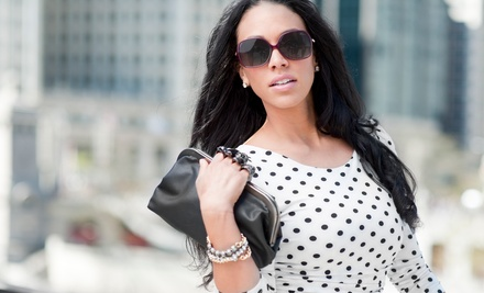 Women's Clothing and Accessories at La Boutique Upscale Resale (50% Off). Two Options Available.