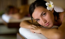 $35 for Three Cyber-Relax Massages, Three Luminous Facials, and Three Hydro-Derma Fusion Treatments ($345 Value)