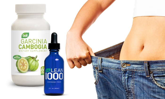 30-Day Supply of Garcinia Cambogia