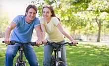 Two- or Four-Hour Rental of One or Two Bikes from Central Park Sightseeing Bike Rental (Up to 58% Off)
